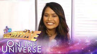 Marjolyn Tigon shares how she manages being a working student | Showtime Online Universe