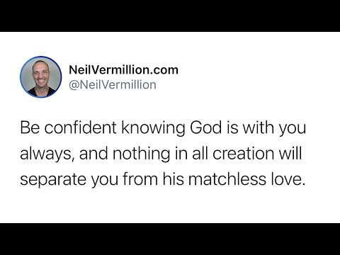 Observe Me For Who I Am - Daily Prophetic Word