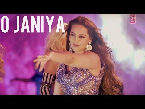 O Janiya Lyrics - Force 2 | Neha Kakkar