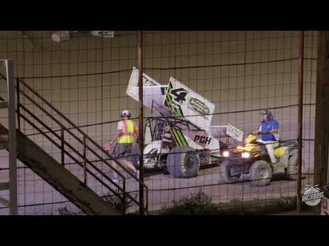 ASCS Forntier Region Highlights Big Sky Speedway 7 23 21 - dirt track racing video image