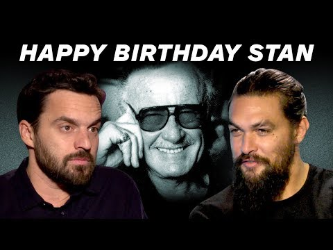 Remembering Stan Lee On His 96th Birthday - UCKy1dAqELo0zrOtPkf0eTMw
