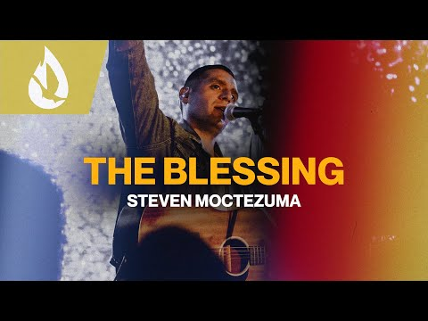The Blessing (Kari Jobe & Cody Carnes, Elevation Worship)  Acoustic Cover by Steven Moctezuma
