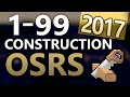 [OSRS] Ultimate 1-99 Construction Guide (Fastest/Cheapest Methods)