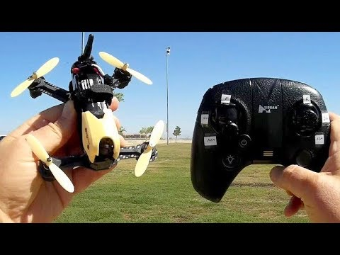 Hubsan H122D X4 Storm RTF FPV Racer Flight Test Review - UC90A4JdsSoFm1Okfu0DHTuQ
