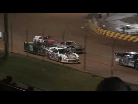Modified Street at Lavonia Speedway April 9th 2021 - dirt track racing video image