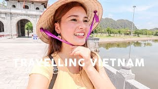 Travelling With No Phone for A Week in Vietnam⎮Ninh Binh Travel Vlog
