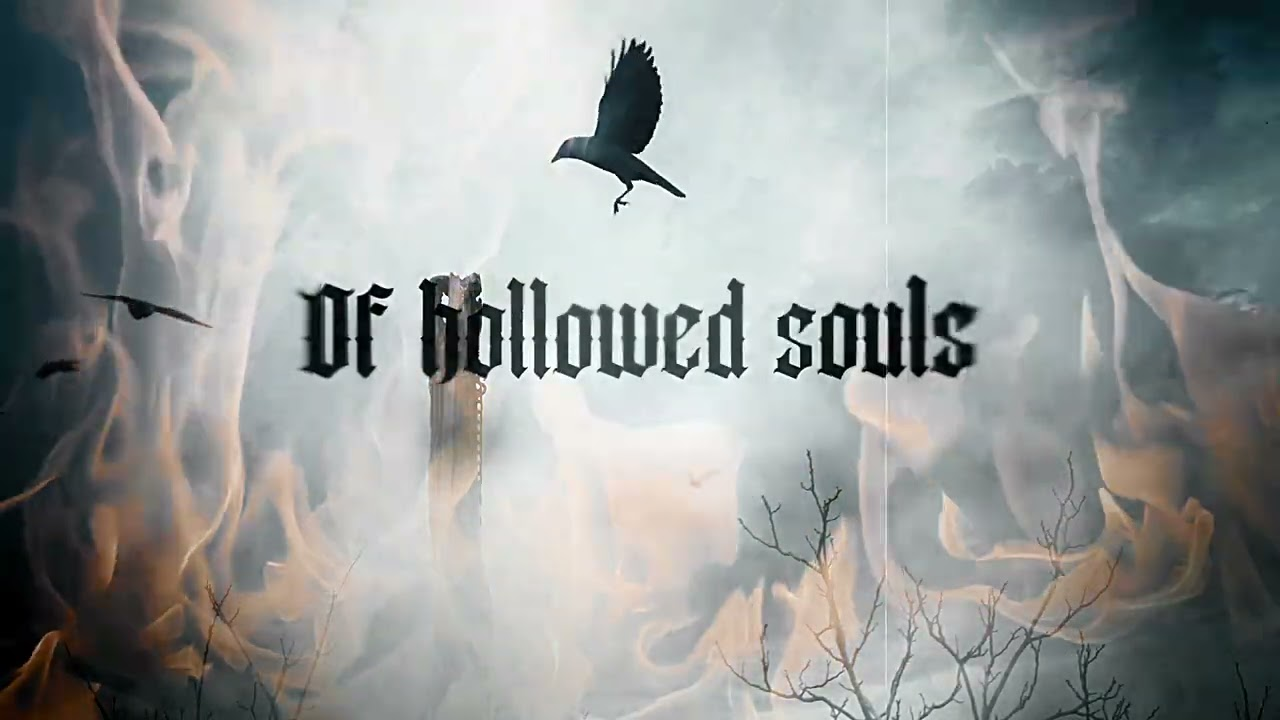 STORMRULER – Of Hollowed Souls & Distant Flame (Official Lyric Video) | Napalm Records