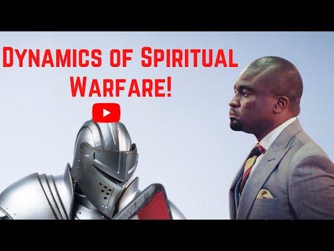 THE SCHOOL OF TYRANNUS  DYNAMICS OF SPIRITUAL WARFARE  DAVID OYEDEPO JNR