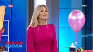 Prof. Dr. Metin Çakmakçı - Pembe Top Sahada / Meme kanseri - 360 TV