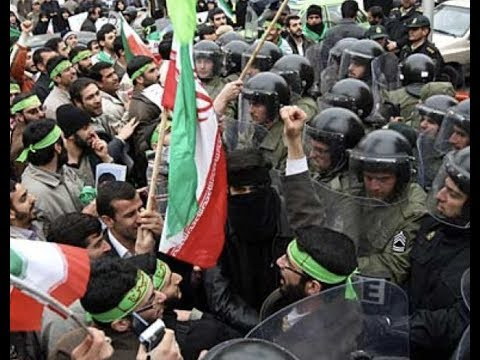 Breaking Iran Regime Coming Apart Riots In The Streets