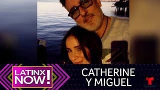 Catherine Siachoque y Miguel Varoni están de vacaciones en Grecia | Latinx Now!
