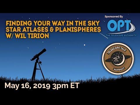 Star Atlases & Planispheres w/ Wil Tirion - UCQkLvACGWo8IlY1-WKfPp6g
