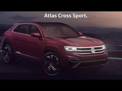 Volkswagen | Atlas Cross Sport - UC5vFx0GahDIWLMFm5j2_JZA