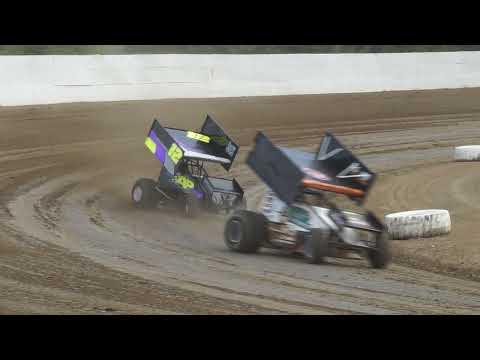 Grays Harbor Raceway, August 20/21, 2021, Turn 4/Infield Clips - dirt track racing video image