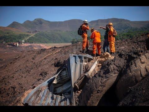 99 người chết trong vụ vỡ đập ở Brazil