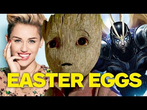 Guardians of the Galaxy Vol. 2 Easter Eggs, References and Cameos - SPOILERS! - UCKy1dAqELo0zrOtPkf0eTMw