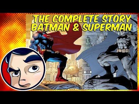 Batman/Superman Nemesis Objective - Complete Story | Comicstorian - UCmA-0j6DRVQWo4skl8Otkiw