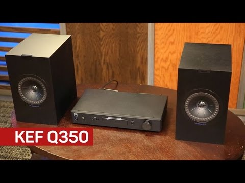KEF's Q350 speakers pack a punch - UCOmcA3f_RrH6b9NmcNa4tdg