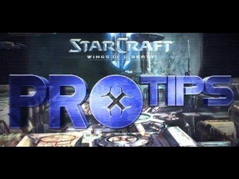 StarCraft 2 - Level 2 Pro Tip - Mineral Walking - UCKy1dAqELo0zrOtPkf0eTMw