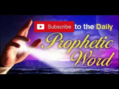 PRAY FOR AUSTRALIA - DAILY PROPHETIC UTTERANCE - REV ROBERT CLANCY