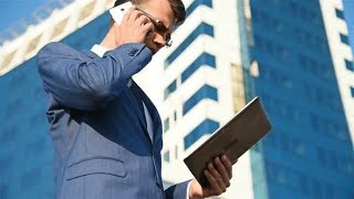 Young Businessman Working | Stock Footage - Videohive