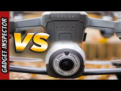 Parrot Bebop 2 vs DJI Spark | Best Budget GPS Drones - UCMFvn0Rcm5H7B2SGnt5biQw