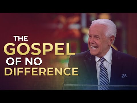The Gospel Of No Difference (August 9, 2020)  Jesse Duplantis