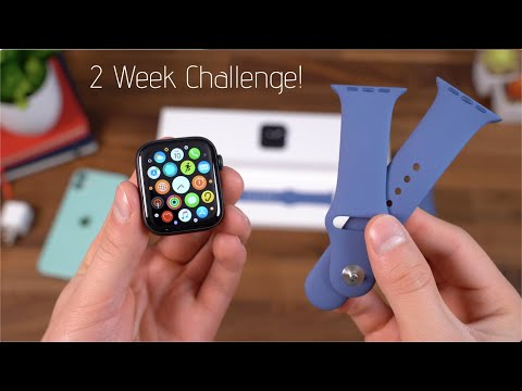 Apple Watch 2 Week Challenge: My FIRST Apple Watch! - UCbR6jJpva9VIIAHTse4C3hw