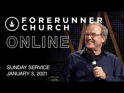Sunday Service  IHOPKC + Forerunner Church  January 3