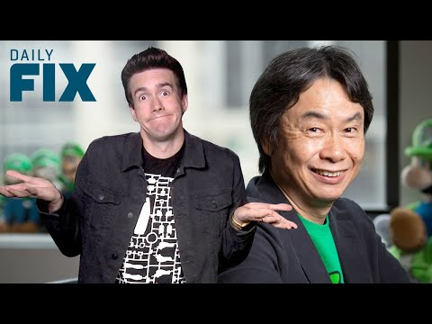 Miyamoto Has Some Thoughts on F2P Games - IGN Daily Fix - UCKwhaKNqH27874Um1009lfQ