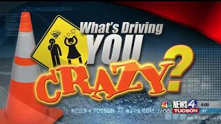 What's driving you crazy? Four-way traffic stop