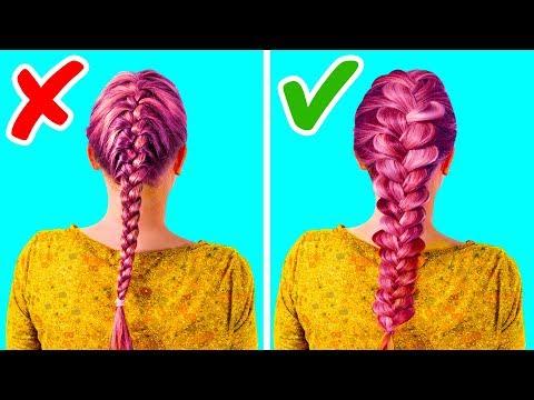 35 WEIRD TRICKS FOR YOUR HAIR - UC63mNFJR8EAb8wAIJwoCmTA