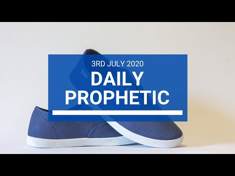 Daily Prophetic 3 July 2020 10 of 10