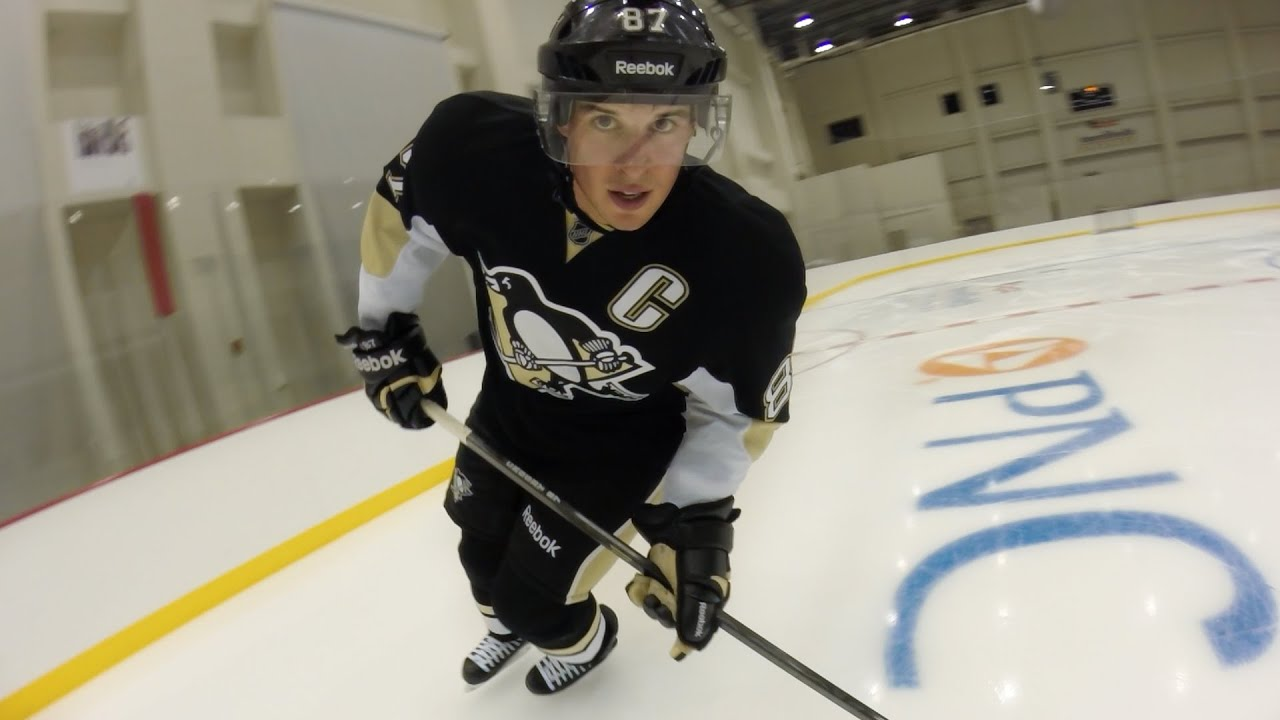 GoPro: On the Ice with Sidney Crosby