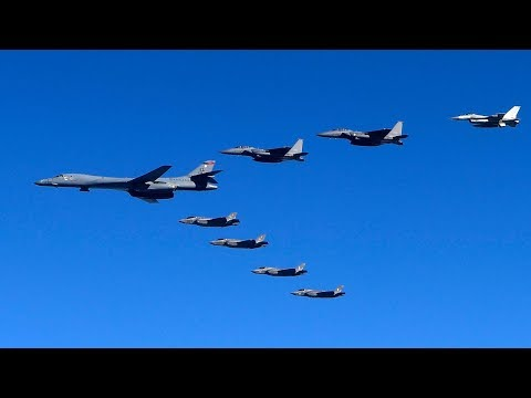 Tỏ sự mềm dẻo với Bắc Hàn, Mỹ và Nam Hàn lại hủy tập trận lớn