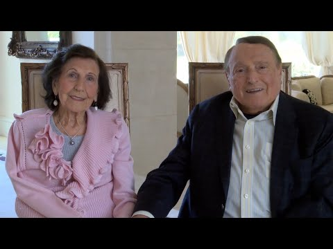 LIVE FROM MORRIS AND THERESA CERULLO'S HOME!