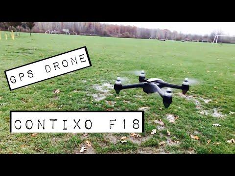 Contixo F18 GPS Drone! Setup and flight. - UCnjqC7s78jhE5S9b-2AyQ_w