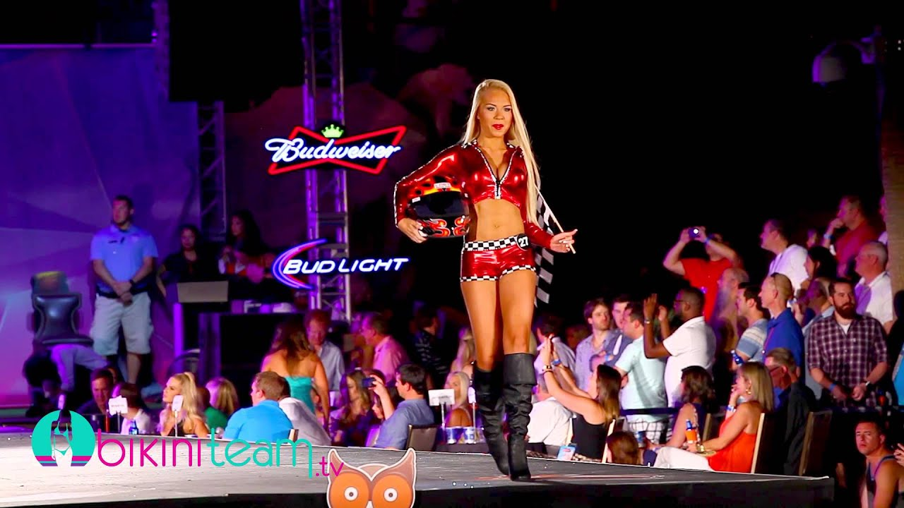 Miss Hooters International Swimsuit Pageant 2014 Hometown Outfits Part 1