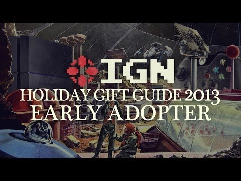 IGN Holiday Gift Guide 2013: Get to Know the Guide - UCKy1dAqELo0zrOtPkf0eTMw