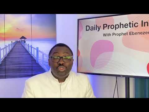 Prophetic Insights July 21st, 2021