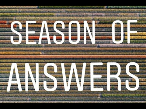 Prophetic Word - Season of Answers
