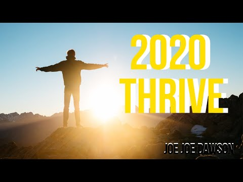 2020 It's your Year to Thrive!