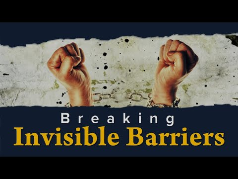 2ND SERVICE: BREAKING INVISIBLE BARRIERS - SEPTEMBER 05, 2021