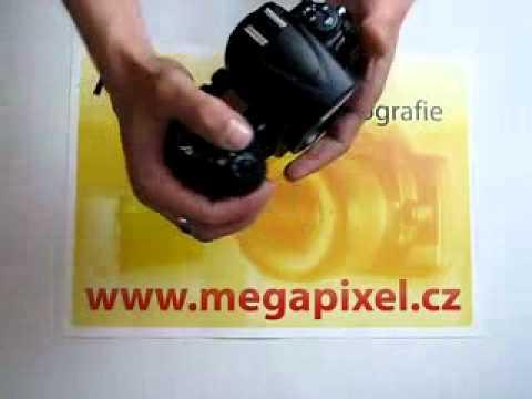 Videorecenze Nikon D700 tělo