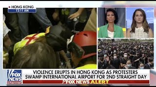 Olivia Enos on Hong Kong: U.S. Should Be