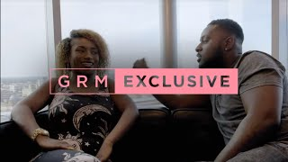 LV General vs Lady Ice [The Rap Game UK Interview] | GRM Daily