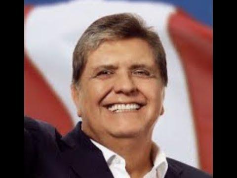 Breaking Ex-Peruvian President Dies Gun Shot Wound Alan Garcia