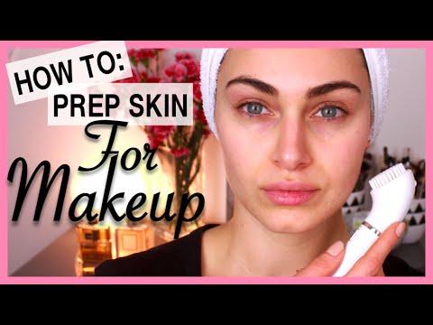 How To Prep Skin For Makeup (Dry Skin, Normal Skin & Oily Skin)  | RubyGolani - UCKVNkgvxSqf_aIysPmNi5sQ