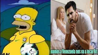 MEMES BRASIL ESPERA A ARGENTINA EN SEMIFINALES | DERROTA A PARAGUAY EN PENALES 4-3
