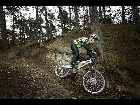 Mountainbike Parkour Schoorl - GoPro Chest Mount Test